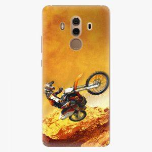 Plastový kryt iSaprio - Motocross - Huawei Mate 10 Pro