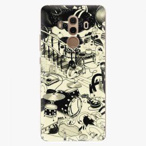 Plastový kryt iSaprio - Underground - Huawei Mate 10 Pro
