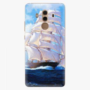 Plastový kryt iSaprio - Sailing Boat - Huawei Mate 10 Pro