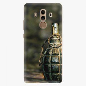 Plastový kryt iSaprio - Grenade - Huawei Mate 10 Pro