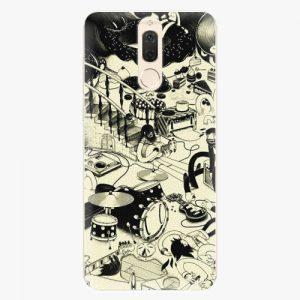 Plastový kryt iSaprio - Underground - Huawei Mate 10 Lite