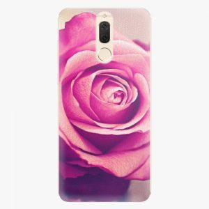 Plastový kryt iSaprio - Pink Rose - Huawei Mate 10 Lite