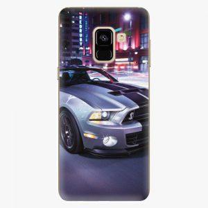 Plastový kryt iSaprio - Mustang - Samsung Galaxy A8 2018