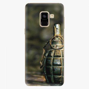 Plastový kryt iSaprio - Grenade - Samsung Galaxy A8 2018