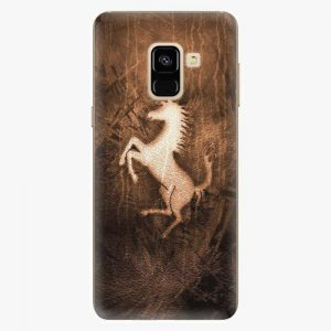 Plastový kryt iSaprio - Vintage Horse - Samsung Galaxy A8 2018