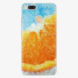 Plastový kryt iSaprio - Orange Water - Xiaomi Mi A1