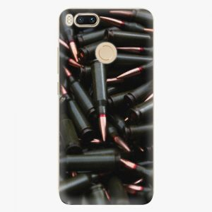 Plastový kryt iSaprio - Black Bullet - Xiaomi Mi A1