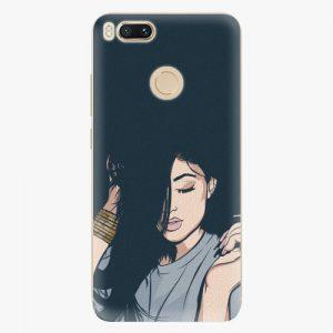 Plastový kryt iSaprio - Swag Girl - Xiaomi Mi A1