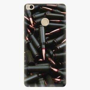 Plastový kryt iSaprio - Black Bullet - Xiaomi Mi Max 2
