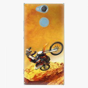 Plastový kryt iSaprio - Motocross - Sony Xperia XA2