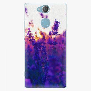 Plastový kryt iSaprio - Lavender Field - Sony Xperia XA2