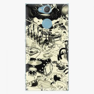 Plastový kryt iSaprio - Underground - Sony Xperia XA2