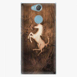 Plastový kryt iSaprio - Vintage Horse - Sony Xperia XA2