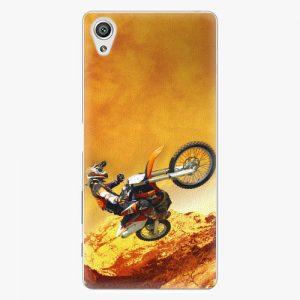 Plastový kryt iSaprio - Motocross - Sony Xperia X