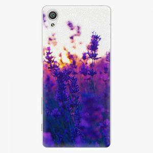 Plastový kryt iSaprio - Lavender Field - Sony Xperia X