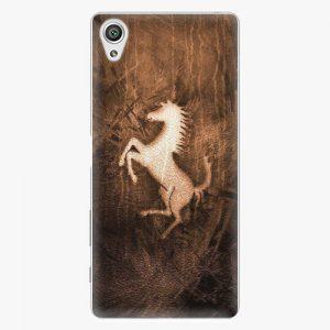 Plastový kryt iSaprio - Vintage Horse - Sony Xperia X