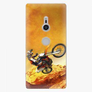 Plastový kryt iSaprio - Motocross - Sony Xperia XZ2