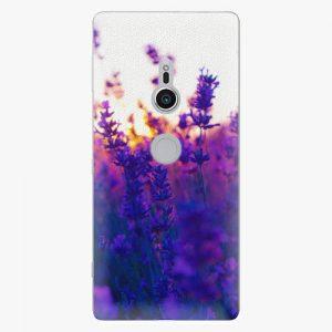 Plastový kryt iSaprio - Lavender Field - Sony Xperia XZ2