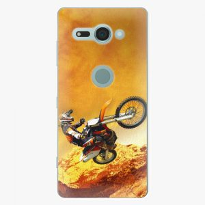 Plastový kryt iSaprio - Motocross - Sony Xperia XZ2 Compact