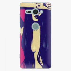 Plastový kryt iSaprio - Cartoon Girl - Sony Xperia XZ2 Compact