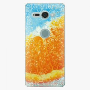 Plastový kryt iSaprio - Orange Water - Sony Xperia XZ2 Compact