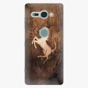 Plastový kryt iSaprio - Vintage Horse - Sony Xperia XZ2 Compact