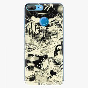 Plastový kryt iSaprio - Underground - Huawei Honor 9 Lite