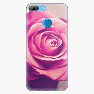 Plastový kryt iSaprio - Pink Rose - Huawei Honor 9 Lite