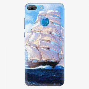 Plastový kryt iSaprio - Sailing Boat - Huawei Honor 9 Lite