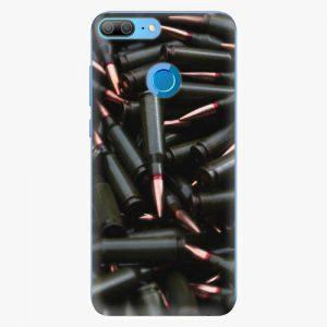 Plastový kryt iSaprio - Black Bullet - Huawei Honor 9 Lite