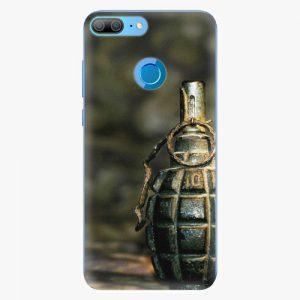 Plastový kryt iSaprio - Grenade - Huawei Honor 9 Lite