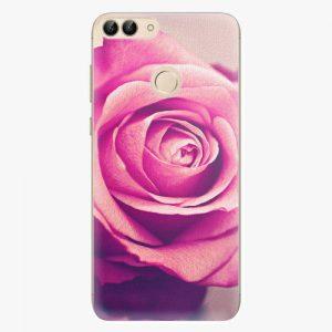 Plastový kryt iSaprio - Pink Rose - Huawei P Smart