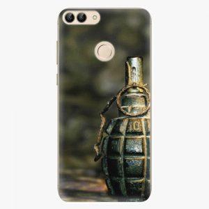 Plastový kryt iSaprio - Grenade - Huawei P Smart