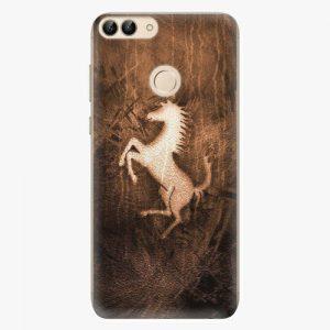 Plastový kryt iSaprio - Vintage Horse - Huawei P Smart
