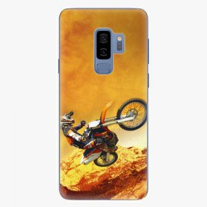 Plastový kryt iSaprio - Motocross - Samsung Galaxy S9 Plus