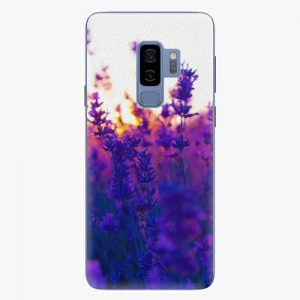 Plastový kryt iSaprio - Lavender Field - Samsung Galaxy S9 Plus
