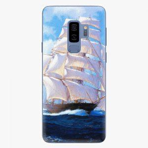 Plastový kryt iSaprio - Sailing Boat - Samsung Galaxy S9 Plus