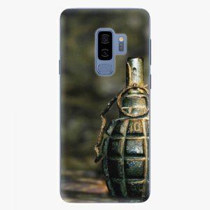 Plastový kryt iSaprio - Grenade - Samsung Galaxy S9 Plus