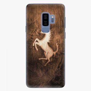 Plastový kryt iSaprio - Vintage Horse - Samsung Galaxy S9 Plus