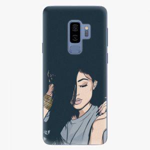 Plastový kryt iSaprio - Swag Girl - Samsung Galaxy S9 Plus
