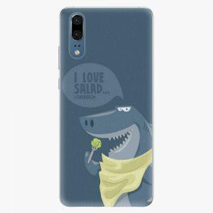 Plastový kryt iSaprio - Love Salad - Huawei P20