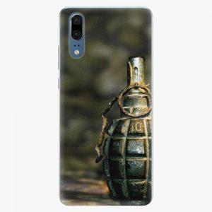 Plastový kryt iSaprio - Grenade - Huawei P20