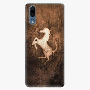 Plastový kryt iSaprio - Vintage Horse - Huawei P20