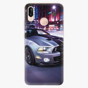Plastový kryt iSaprio - Mustang - Huawei P20 Lite