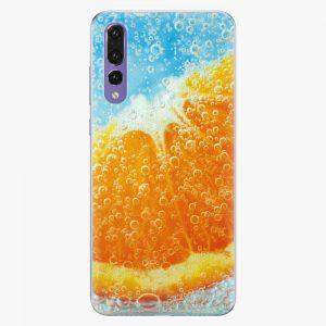 Plastový kryt iSaprio - Orange Water - Huawei P20 Pro