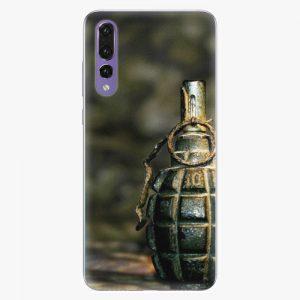 Plastový kryt iSaprio - Grenade - Huawei P20 Pro