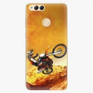 Plastový kryt iSaprio - Motocross - Huawei Honor 7X