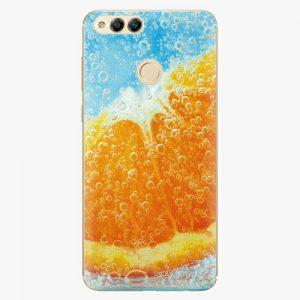Plastový kryt iSaprio - Orange Water - Huawei Honor 7X
