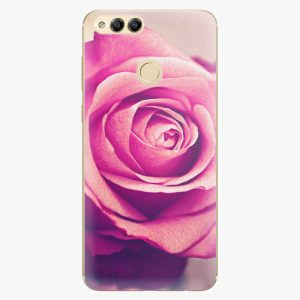 Plastový kryt iSaprio - Pink Rose - Huawei Honor 7X