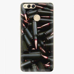 Plastový kryt iSaprio - Black Bullet - Huawei Honor 7X